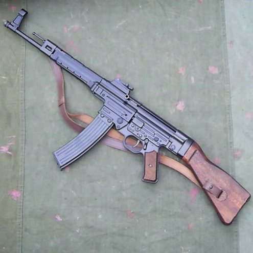 Sturmgewehr MP44-43 STg44 Machine Pistol metal assault rifle - Relics Replica Weapons