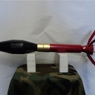 LAWS current US version 66mm Rocket Missile - Relics Replica Weapons
