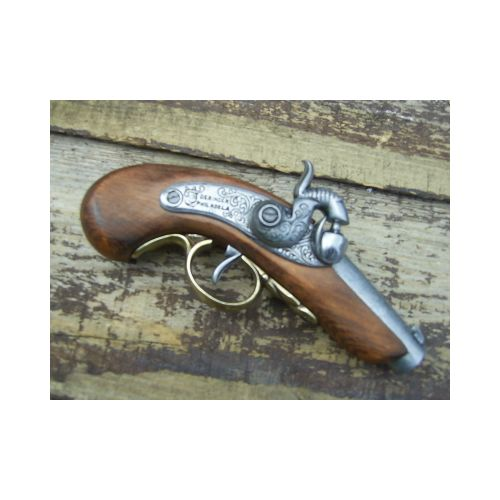 Henry Deringer Philidelphia pattern pistol - Relics Replica Weapons