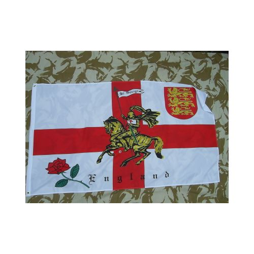 English Patriot Banner Flag - Relics Replica Weapons