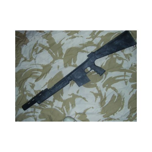JACKAL PARABELLUM AIR RIFLE STOCK WITH MAGAZINE - Relics Replica Weapons