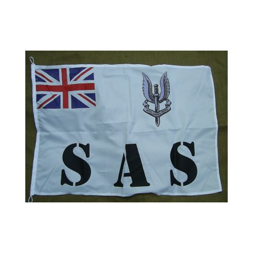 SAS Special Air Service Vehicle Antenna Flag - Relics Replica Weapons