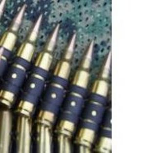 BULLETS x 6 LINKED 7.62 CALIBRE - Relics Weapons