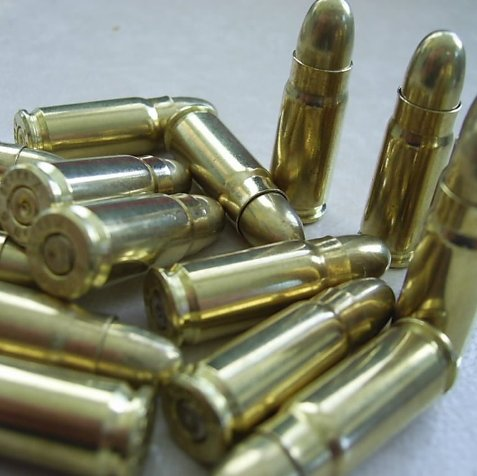 mauser - .30 - INERT BULLETS x 6  - Relics Replica Weapons