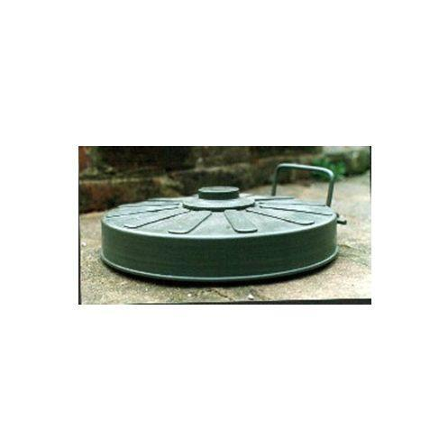 German Tellermine 35 S - WW2 Anti Tank Plate Mine  - Relics Replica Weapons