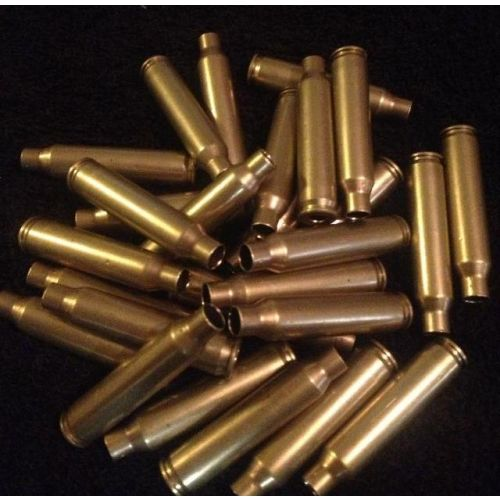 5.56 .223 CALIBRE FIRED CASES  x 15 - Relics Weapons