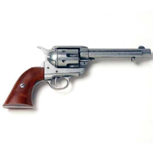 Colt Frontier Steel Sixgun with wood grips - Relics Replica Weapons