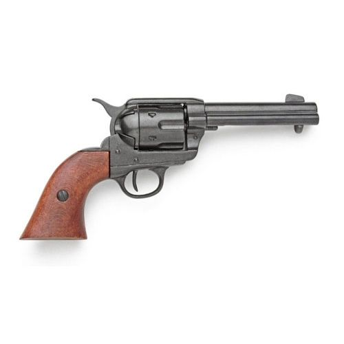 Colt Peacemaker Single Action Sixgun Gunblack 4 .75 inch barrel - Relics Replica Weapons