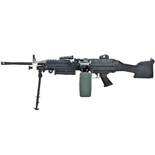 Minimi M249 Infantry Replica Machine Gun - Relics Replica Weapons