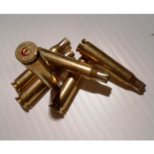 .50 CALIBRE FIRED CASES X 5 - Relics Weapons