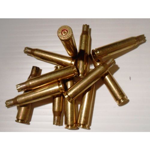 .50 CALIBRE FIRED CASES X 10 - Relics Weapons