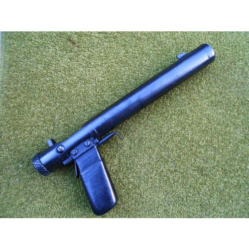 Welrod Special Operations Executive Replica film prop gun - Relics Replica Weapons