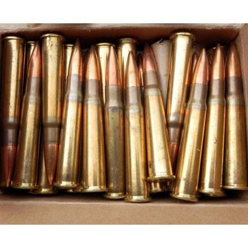 BULLETS.303 INERT BRASS WARTIME STYLE X 6 - Relics Replica Weapons