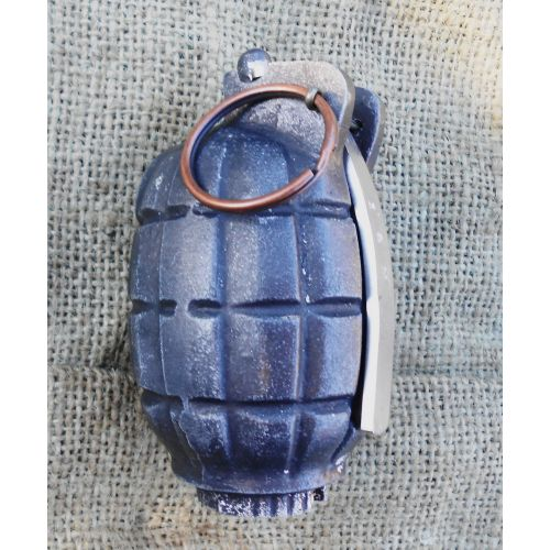 Mills bomb / grenade all metal heavy weight No36 WW2