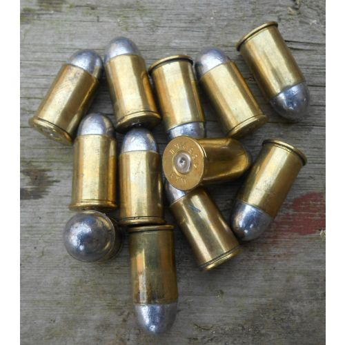 .455 S&W MK2 WW1style inert bullets x 12 - Relics Replica Weapons