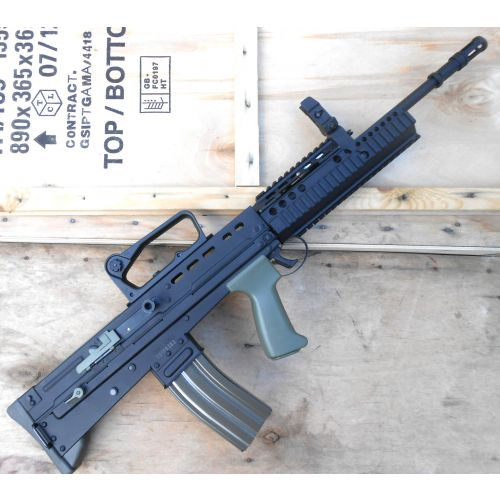 SA80 L85 A2 type replica rifle
