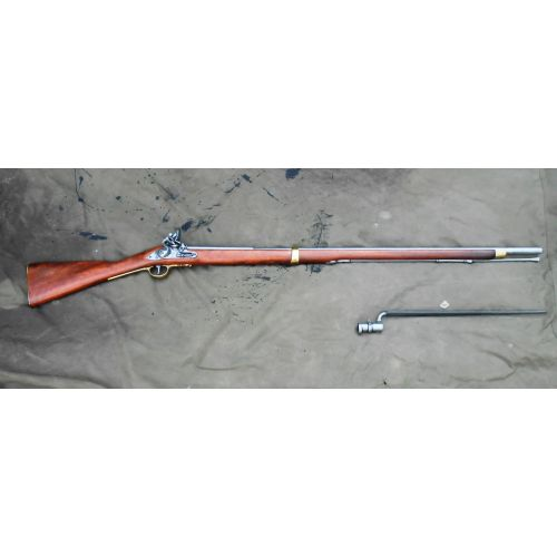 Brown Bess British Military Musket - Relics Replica Weapons