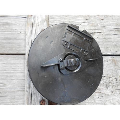 50 round metal Drum Magazine for the replica Thompson 1921 Tommygun