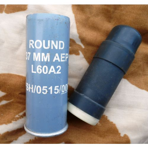 BATON ROUNDS L60A2 ANTI RIOT X 1- Relics Replica Weapons