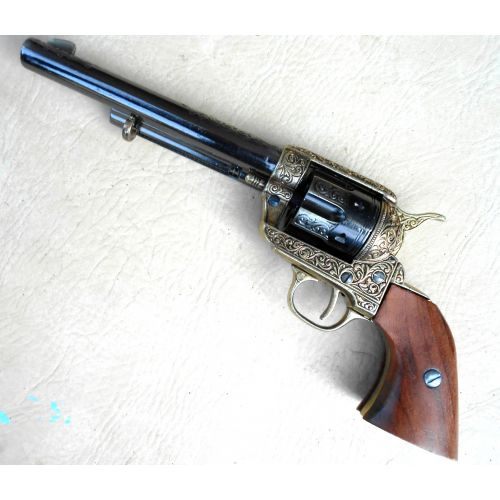 Colt Cavalry Army Model Revolver  - Relics Replica Weapons