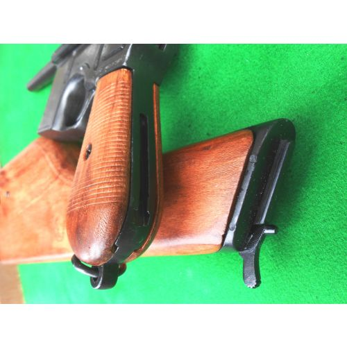 Mauser C96 broomhandle and bolo type wooden grips Replica Weapons