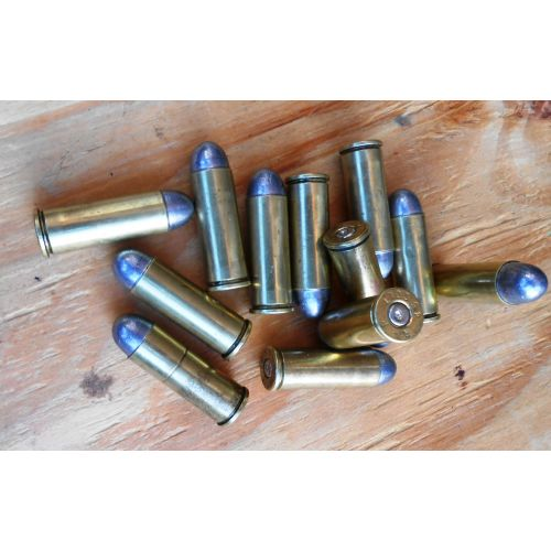 .45 LONG COLT WINCHESTER INERT BULLETS x 12 - Relics Replica Weapons