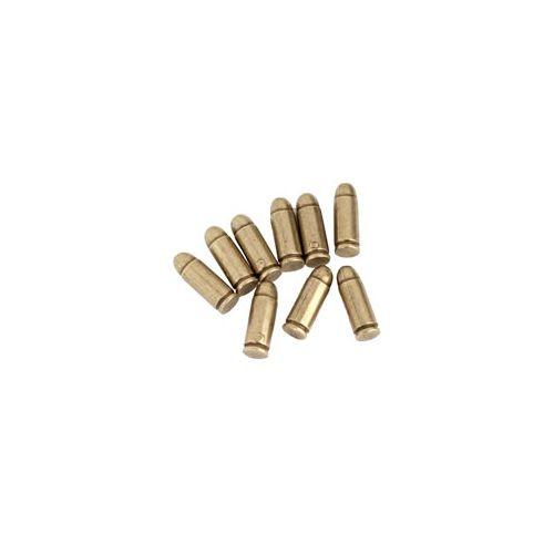 .45 CALIBRE COLT / THOMPSON DUMMY BULLETS X 12.