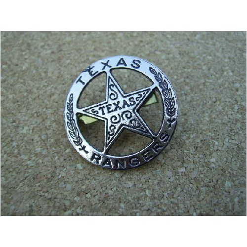 Texas Ranger Badge - Relics Replica Weapons