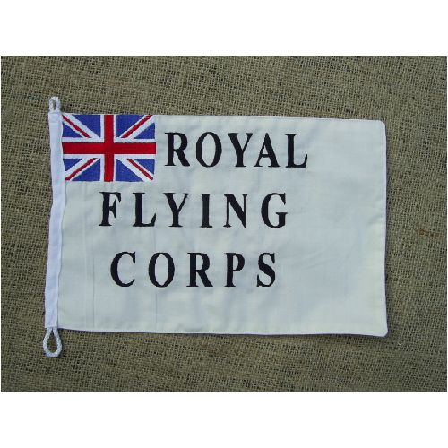 ROYAL FLYING CORP BOMBER PENNANT - Relics Replica Weapons