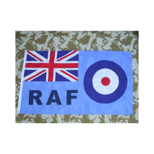 Royal Air Force RAF Flag - Relics Replica Weapons