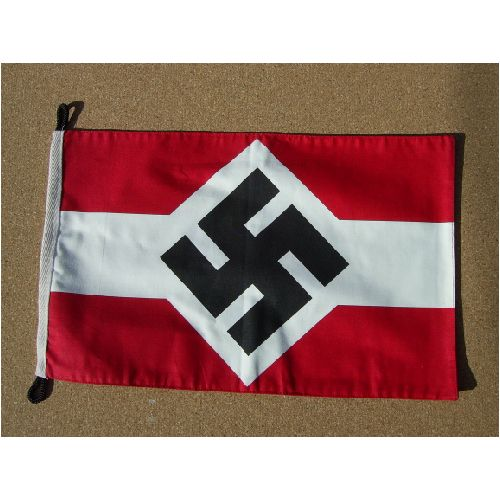 Hitler Youth WW2 Pennant Flag - Relics Replica Weapons