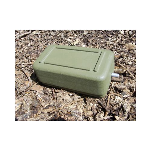 Vietcong No.4 box anti-personnel mine - Relics Replica Weapons