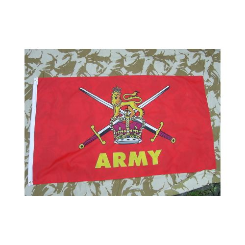 British Army Flag - Relics Replica Weapons