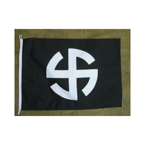 German Flemish SS Legion Pennant Flag - Relics Replica Weapons