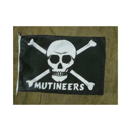 Pirate Mutineers Flag - Relics Replica Weapons