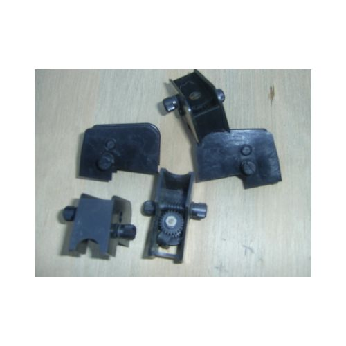 JACKAL AIR RIFLE REAR SIGHT ASSEMBLY - Relics Replica Weapons
