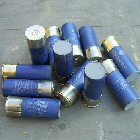 SHOTGUN 12g CARTRIDGES x 12 - Relics Weapons