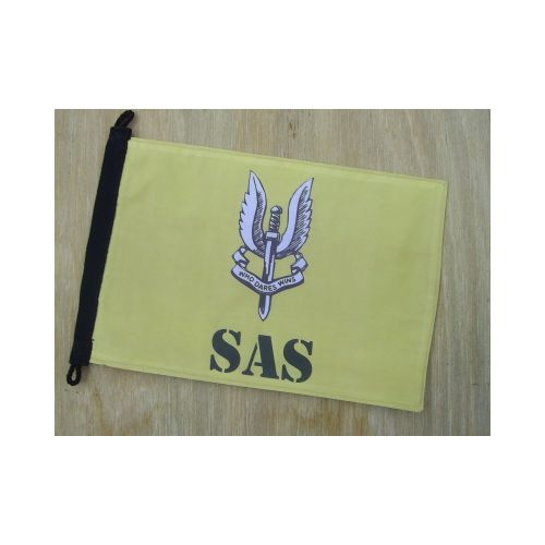 SAS Special Air Service Pennant Flag - Relics Replica Weapons