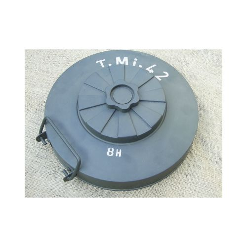 Tellermine 42 WW2 German Anti-Tank Plate Mine - Relics Replica Weapons