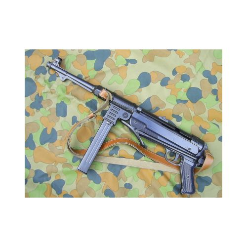Schmeisser MP40 German WW2 Sub Machine Gun by Denix - Relics Replica Weapons