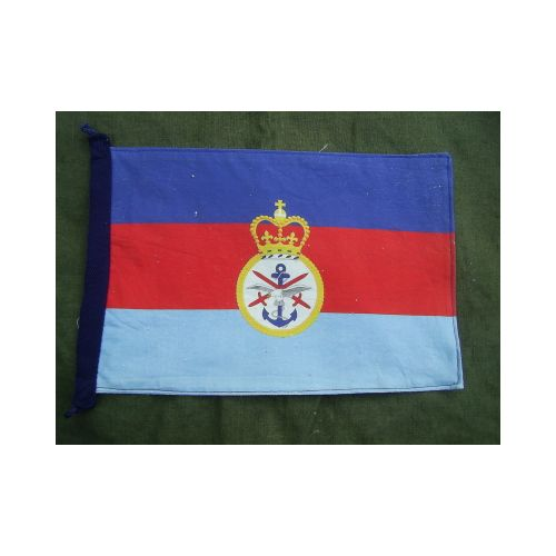 Combined Armed Forces Flag Support Our Troops Pennant - Relics Replica Weapons