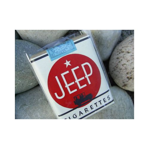 JEEP Cigarette Packet WW2 - Relics Weapons