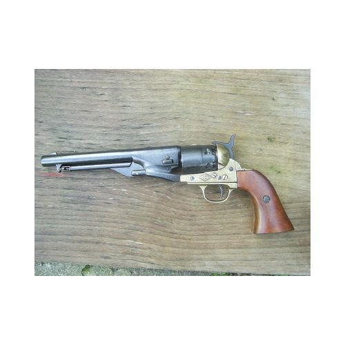 "Colt Army cap n´ ball Revolver ""Black n´ Brass"""