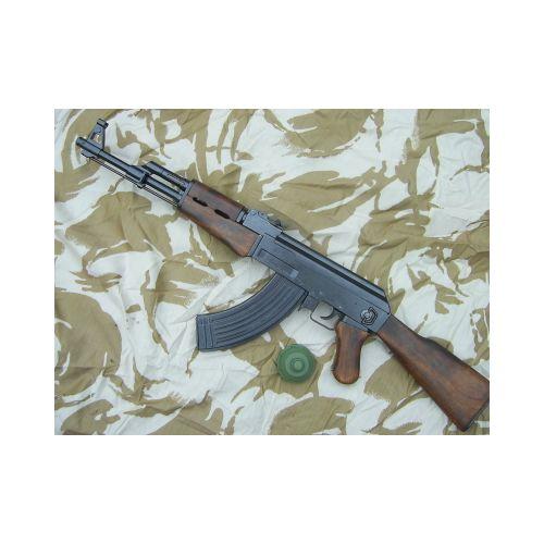 Kalashnikov AK47 metal and wood replica assault rifle - Relics Replica Weapons