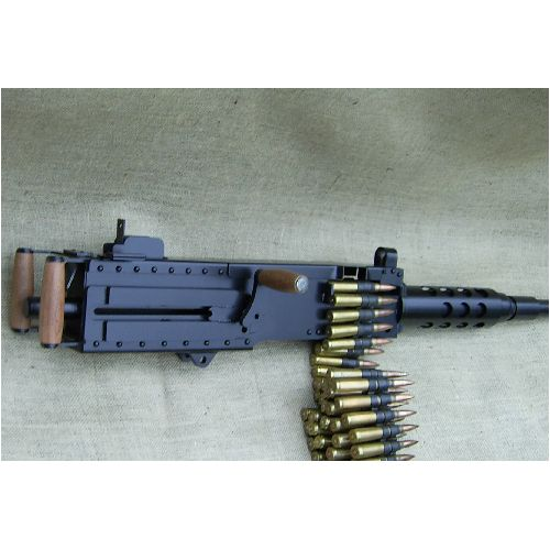 Browning Machine Gun M2-HB .50 Calibre Steel Replica - Relics Replica Weapons