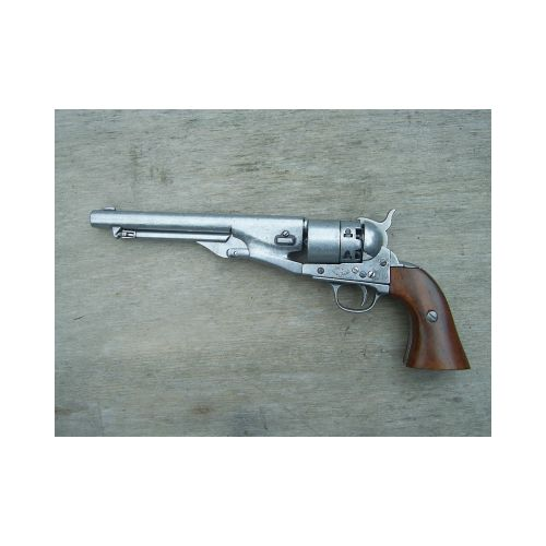 "Colt Army Revolver """"steel finish"""