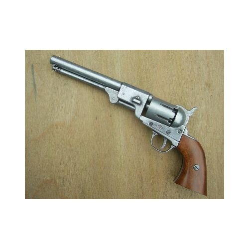 Navy Colt cap n´ ball Revolver Steel finish.