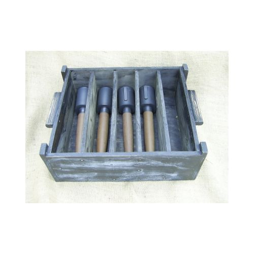 WW1 German Military Grenade Crate - Relics Replica Weapons