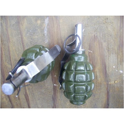 WW2 Soviet type F1 De-Luxe Grenade - Relics Replica Weapons