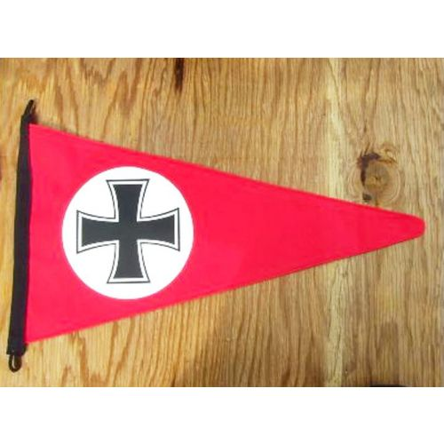 German Wartime U-Boat Submarine Pennant Flag - Relics Replica Weapons